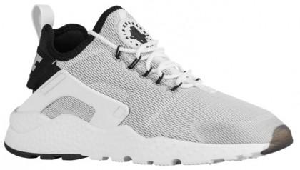 Nike Air Huarache Run Ultra Femmes sneakers blanc/noir XBX596