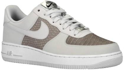 Nike Air Force 1 Low Hommes chaussures de sport gris/blanc UNX300