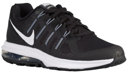 Nike Air Max Dynasty Femmes chaussures de sport noir/gris MIU767