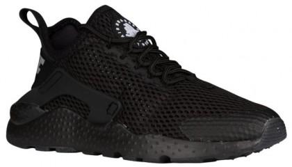 Nike Air Huarache Run Ultra Femmes chaussures de sport noir/gris CAC342