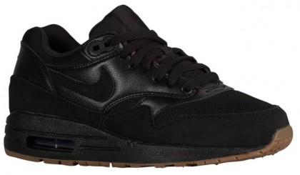 Nike Air Max 1 Essential Femmes baskets noir/marron GHZ142