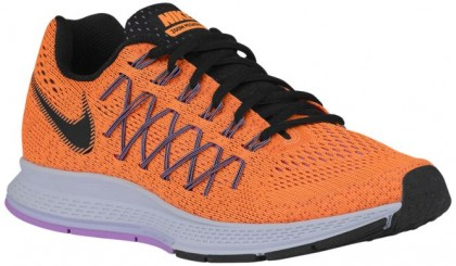 Nike Air Zoom Pegasus 32 Femmes chaussures de sport Orange/noir WHP343