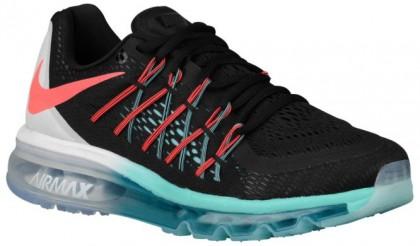 Nike Air Max 2015 Femmes chaussures de sport noir/blanc GBS943