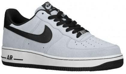 Nike Air Force 1 Low Suede Hommes chaussures gris/noir JWJ622