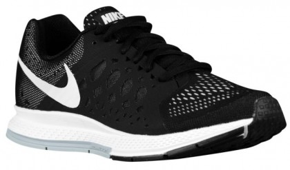 Nike Air Pegasus 31 Femmes chaussures de sport noir/blanc BUG857