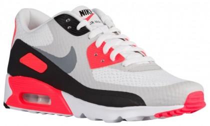 Nike Air Max 90 Ultra Essential Hommes sneakers blanc/rouge TMX200