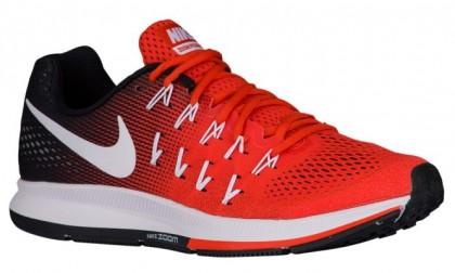 Nike Air Zoom Pegasus 33 Hommes baskets Orange/blanc XDS201