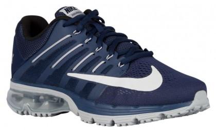 Nike Air Max Excellerate 4 Hommes sneakers bleu marin/gris DDE441