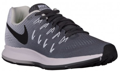 Nike Air Zoom Pegasus 33 Femmes chaussures de course gris/blanc QFA899