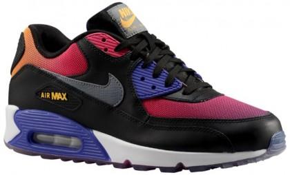 Nike Air Max 90 SD Hommes sneakers noir/violet KGT152