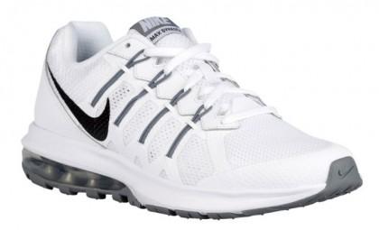 Nike Air Max Dynasty Femmes chaussures de course blanc/gris UHW515