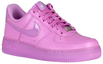 Nike Air Force 1 Low Femmes baskets violet/violet FFJ809
