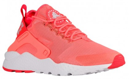 Nike Air Huarache Run Ultra Femmes chaussures de sport Orange/rouge ACZ730