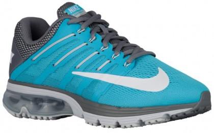 Nike Air Max Excellerate Femmes chaussures de course bleu clair/gris DED038