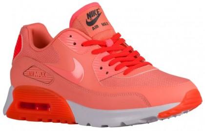 Nike Air Max 90 Ultra Femmes chaussures de sport Orange/blanc OJJ304