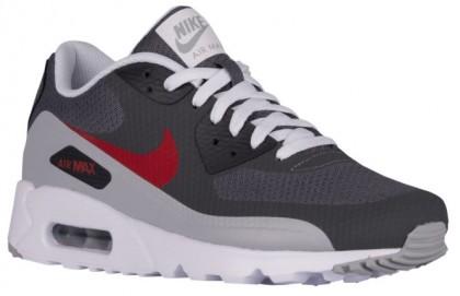 Nike Air Max 90 Ultra Essential Hommes chaussures rouge/noir HUH888