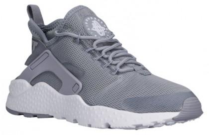 Nike Air Huarache Run Ultra Femmes sneakers gris/blanc ONE980