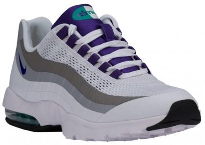 Nike Air Max 95 Ultra Femmes sneakers blanc/vert clair WEI068