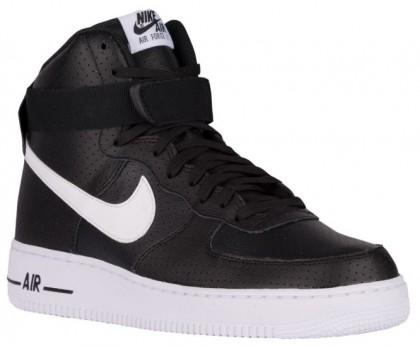 Nike Air Force 1 High Hommes baskets noir/blanc SZK521