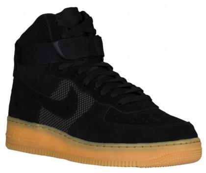 Nike Air Force 1 High LV8 Hommes baskets noir/bronzage VEE481